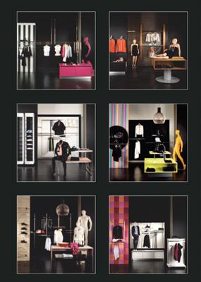 Darrol - Shop Design