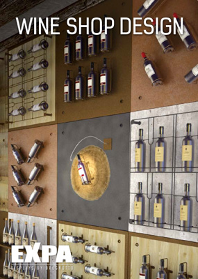 Brugnotto - Wine shop design