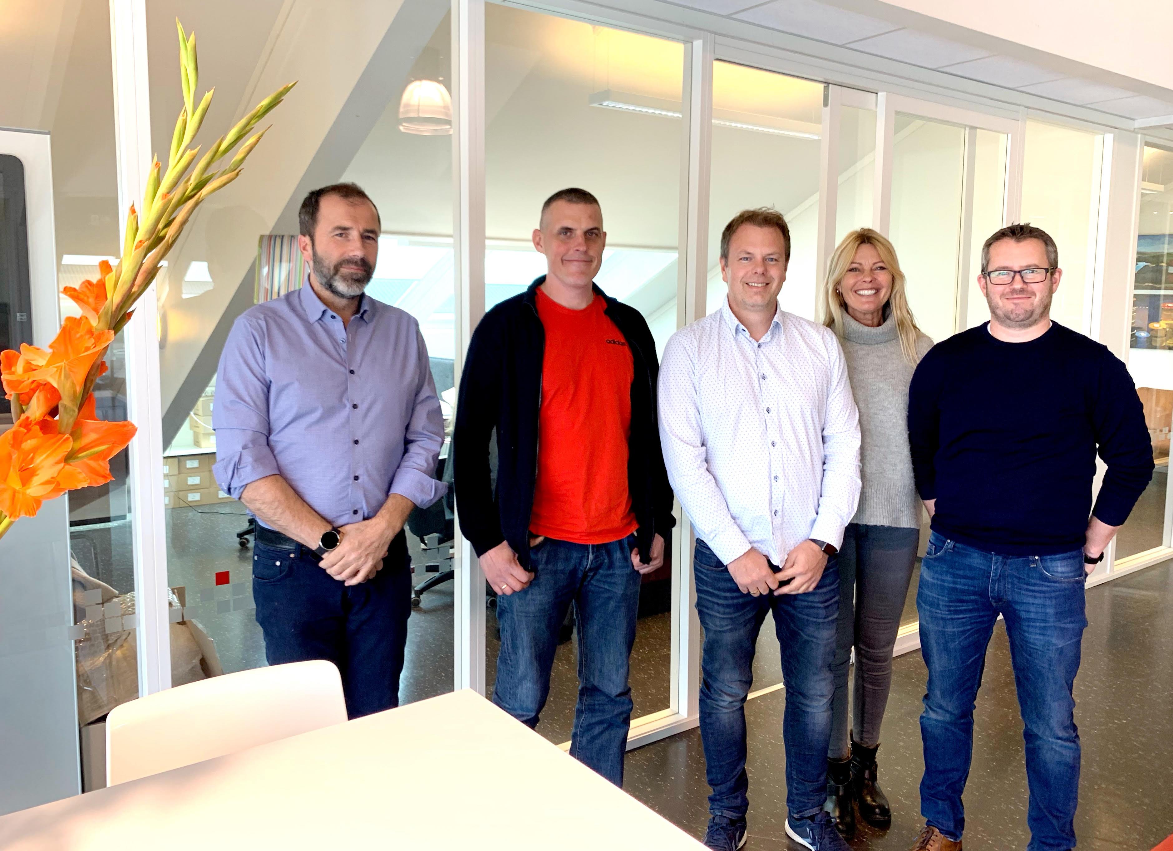 Connect BAN Haugesund-medlemmer investerer i Captain Sigs Baits AS
